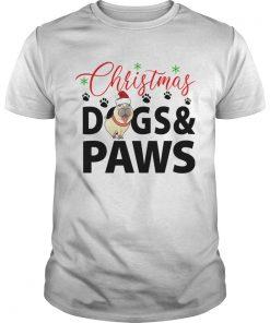 Christmas DogsPaws  Unisex