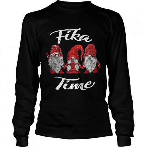 Christmas Gnomes Fika Time  LongSleeve