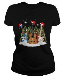 Christmas Guitar  Classic Ladies