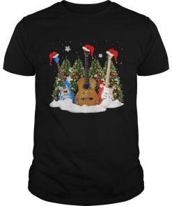 Christmas Guitar  Unisex