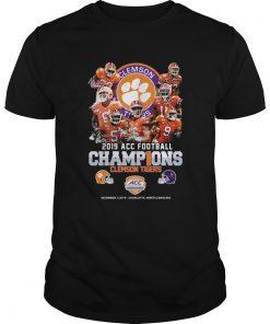 Clemson Tigers 2019 ACC Football Champions  Unisex
