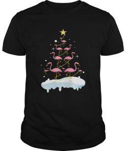 Flamingo Christmas  Unisex
