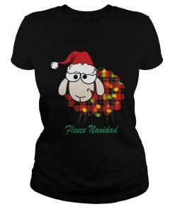 Fleece Navidad  Classic Ladies