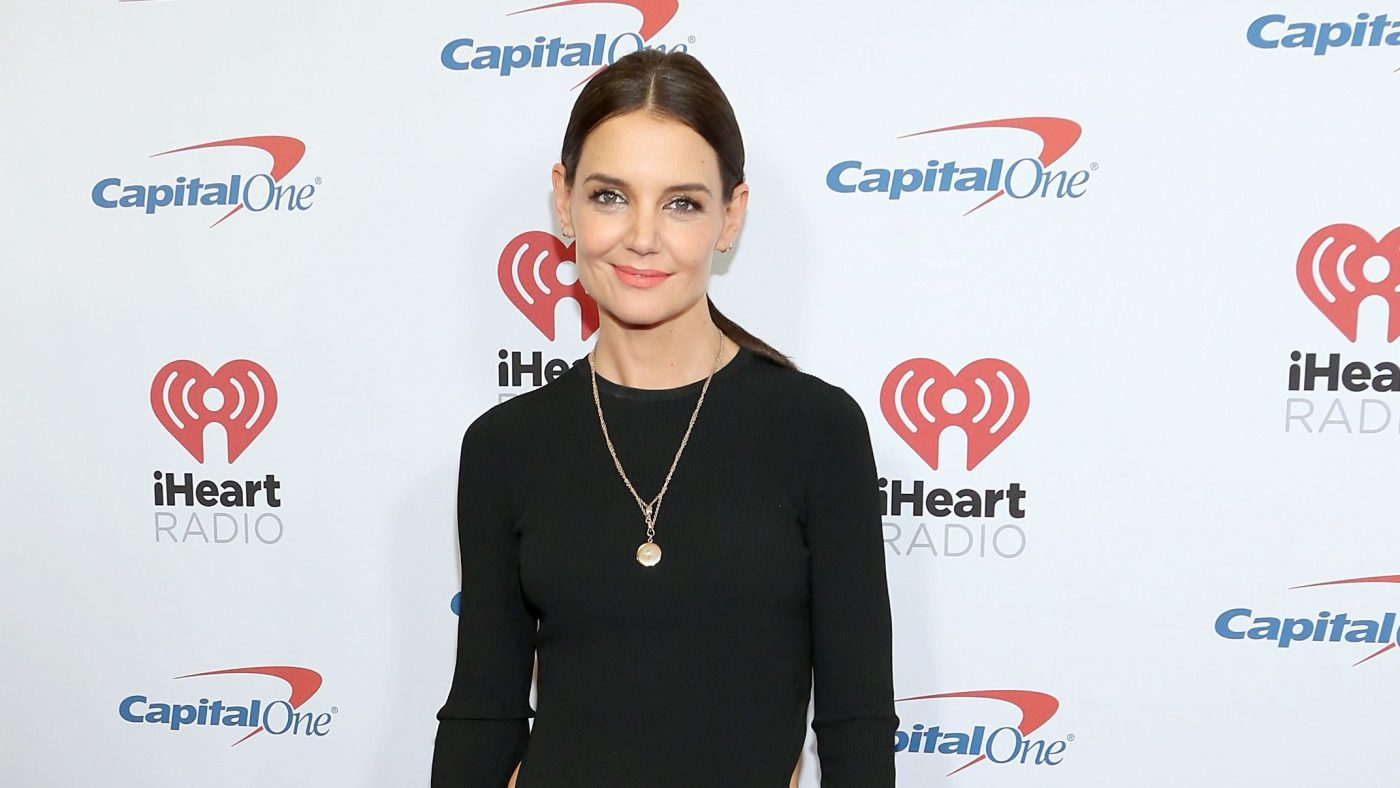 Katie Holmes Knows the Secret to Pulling Off Culottes