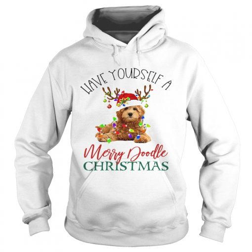 Have Yourself A Merry Doodle Christmas  Hoodie