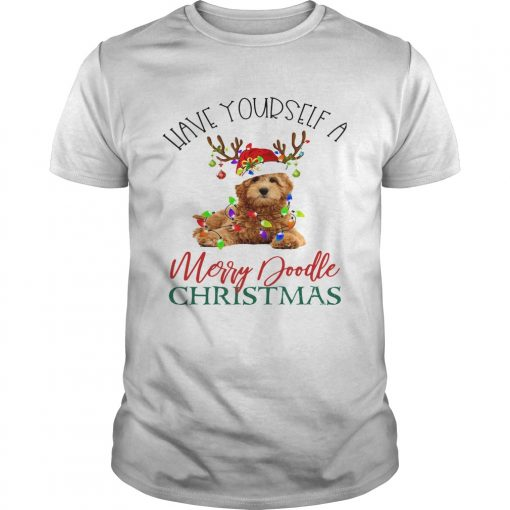 Have Yourself A Merry Doodle Christmas  Unisex