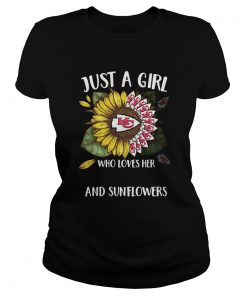 Just a girl who loves her Kansas City Chiefs and sunflowers  Classic Ladies