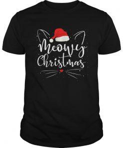 Meowy Christmas  Unisex