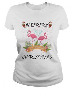 Merry Christmas Flocking  Classic Ladies