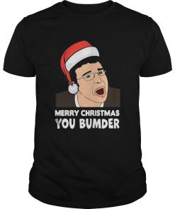 Merry Christmas You Bumder  Unisex