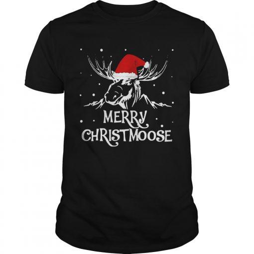 Merry Christmoose Christmas  Unisex