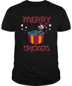 Merry Crickets  Unisex