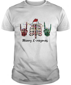 Merry Xraymas Christmas Xray  Unisex