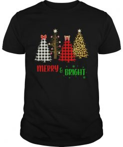 Merry and bright  Unisex