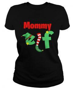 Mommy Elf  Classic Ladies