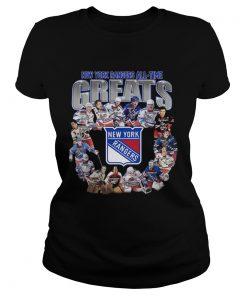 New York Rangers Alltime greats signature  Classic Ladies