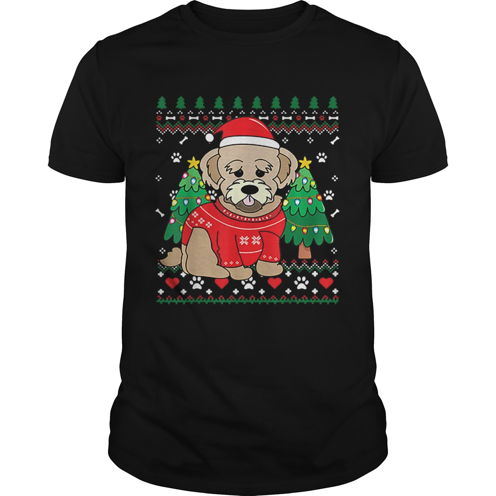Nice Maltipoo Christmas Ornament Tree Xmas Dog Shirt Masswerks Store