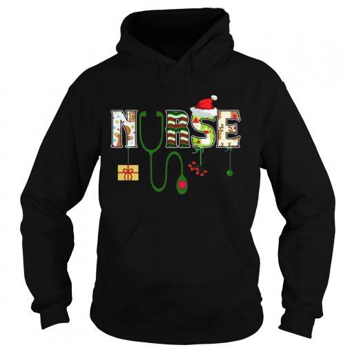 Nurse Christmas  Hoodie