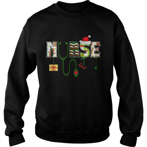 Nurse Christmas  Sweatshirt