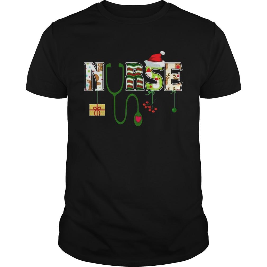 Nurse Christmas Unisex