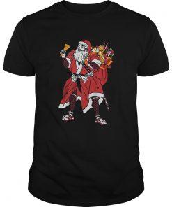 Samurai Santa Christmas  Unisex