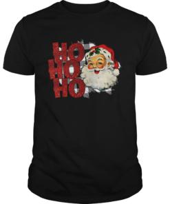Santa Ho Ho Ho  Unisex