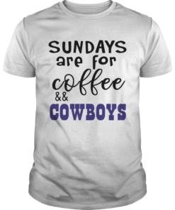 Sundays Are For CoffeeCowboys  Unisex