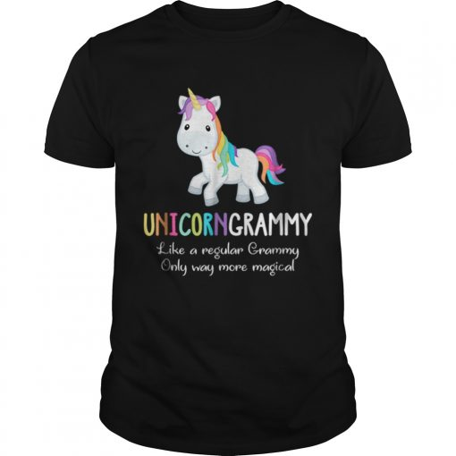 Unicorn Grammy Cute Magical Funny Christmas  Unisex