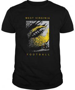 West Virginia Mountaineers Football  Unisex