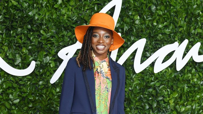 Little Simz Is a Red Carpet Star to Watch