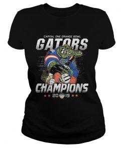 Capital One Orange Bowl Gators Champions 2019  Classic Ladies