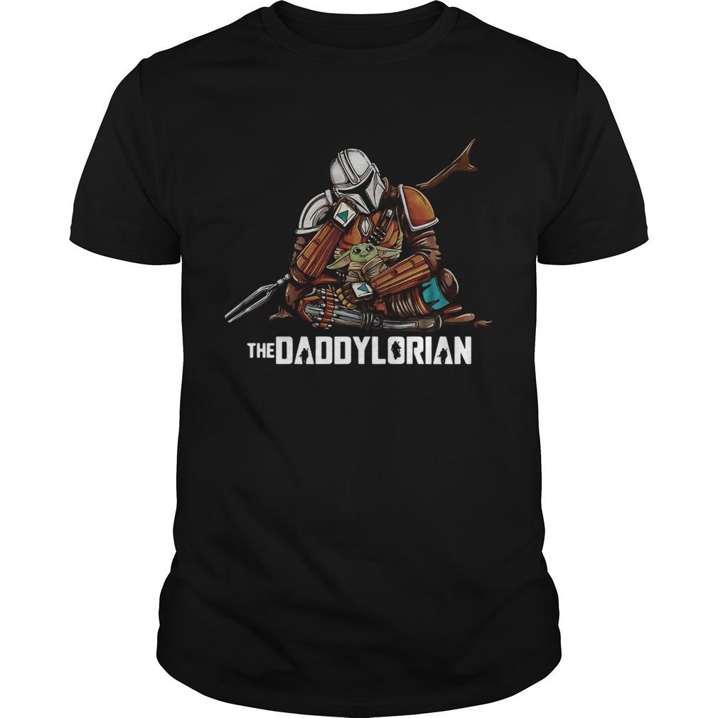 Daddy Baby Yoda The Daddylorian Unisex