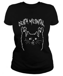 Death Meowtal  Classic Ladies