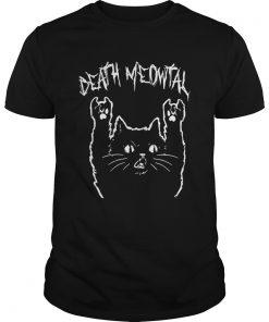 Death Meowtal  Unisex