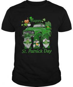 Gnomes Happy St Patricks Day  Unisex