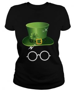 Harry Potter Happy St Patricks Day  Classic Ladies