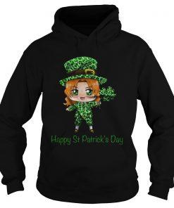 Leprechaun Dabbing happy St Patricks Day  Hoodie