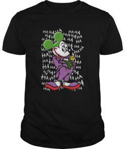 Mickey Joker Haha  Unisex