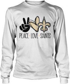 Peace Love Saints  LongSleeve