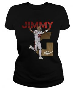 San Francisco 49ers Signature Jimmy Garoppolo  Classic Ladies