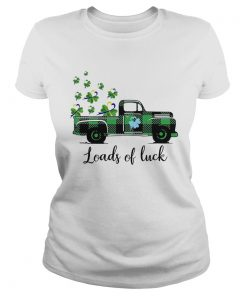 St Patricks Day Loads Of Luck  Classic Ladies