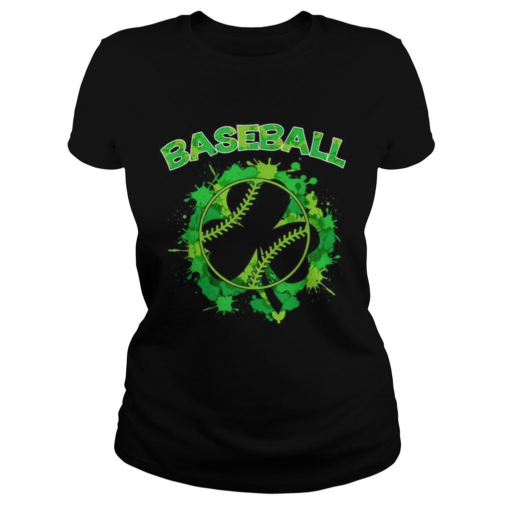 Baseball St Patricks Day Classic Ladies