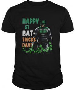 Bat Man Happy St BatTricks Day Shamrock St Patricks Day  Unisex