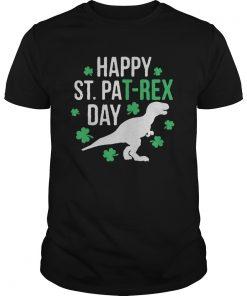 Beautiful Happy St PatRex Day St Patrick PatRex Dinosaur  Unisex