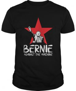 Bernie Sanders Against The Machine Red Star 2020  Unisex