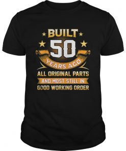 Built 50 Years Ago All Original Parts And Good Working Order  Unisex