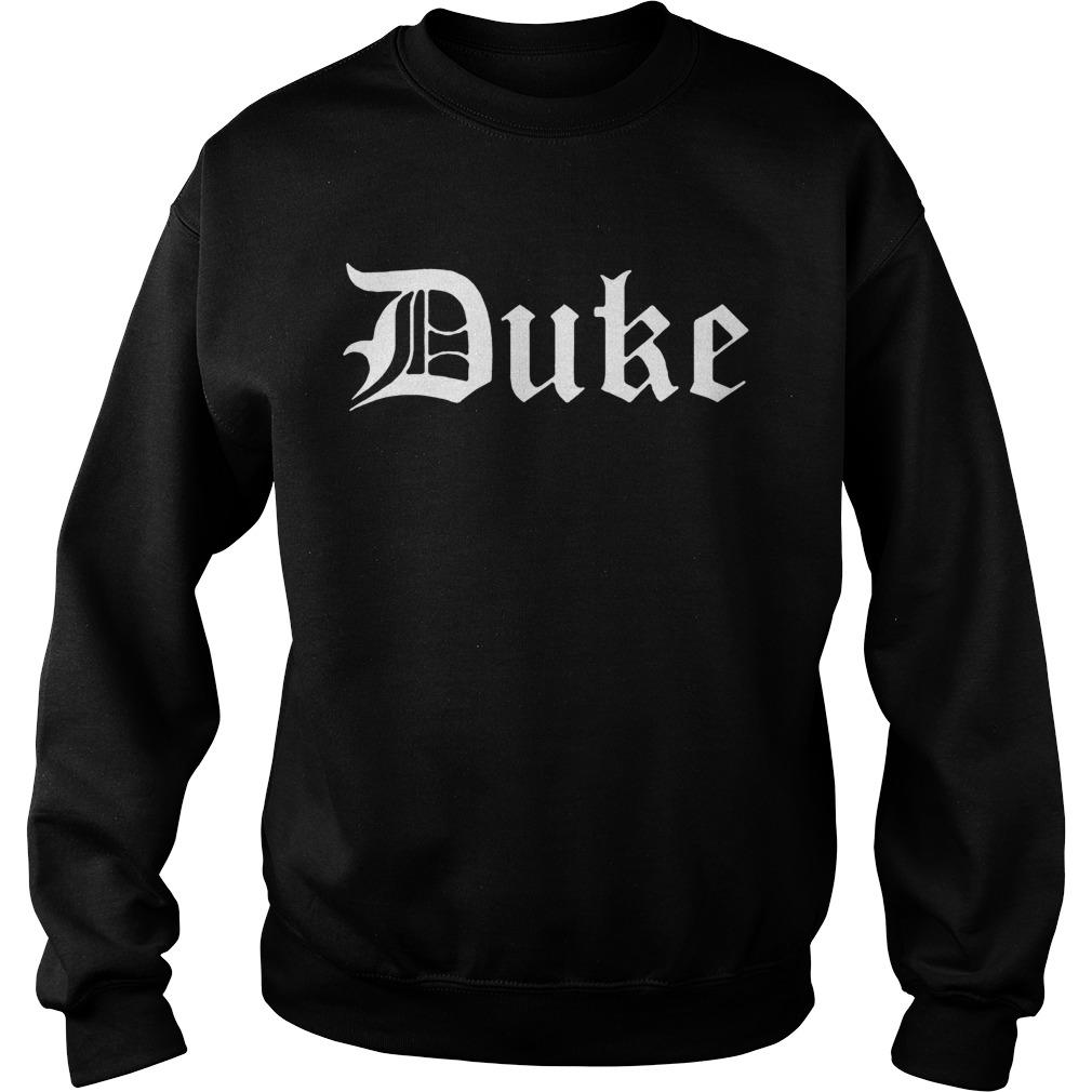 Cam Reddish DUKE Sweatshirt