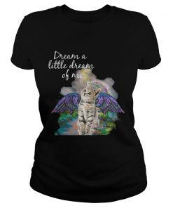 Cat Dream A Little Dream Of Me  Classic Ladies