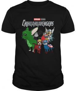 Chihuahua Chihuahuavengers Marvel Avengers  Unisex