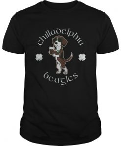 Chilladelphia Beagles St Paddys Day  Unisex
